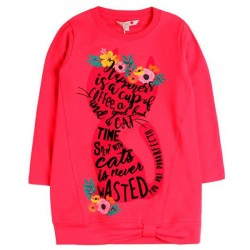 Boboli - Fleece dressfor girl