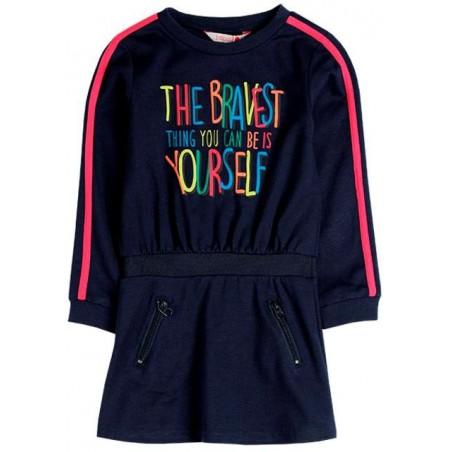 Boboli - Knit stretch dress