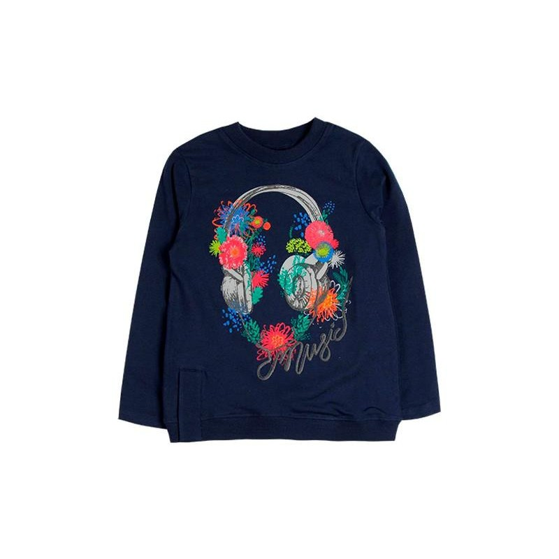 Boboli -Stretch knit t-shirt for girl