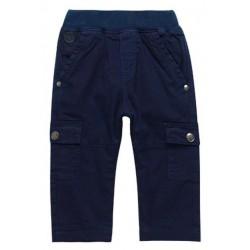 Boboli - Navy garbardine trousers for boy