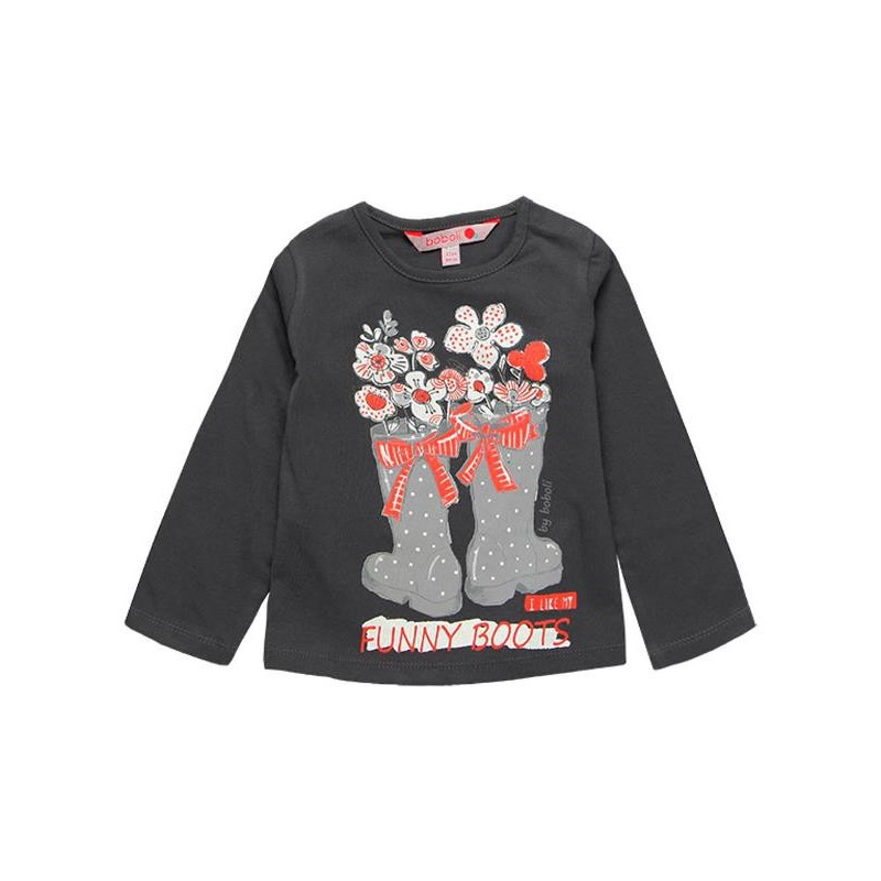 Boboli - Knit t-shirt for girl