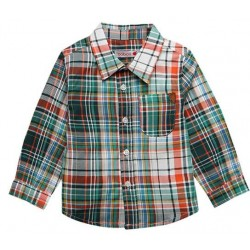 Boboli - Shirt check for boy