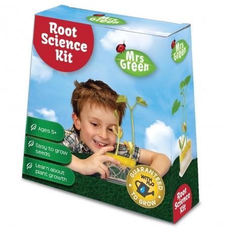Heebie Jeebies Mrs Green Root Science Kit