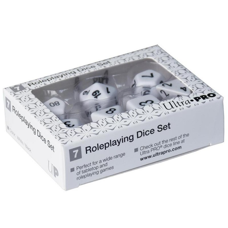 Ultra Pro - 7 Roleplaying Dice Set