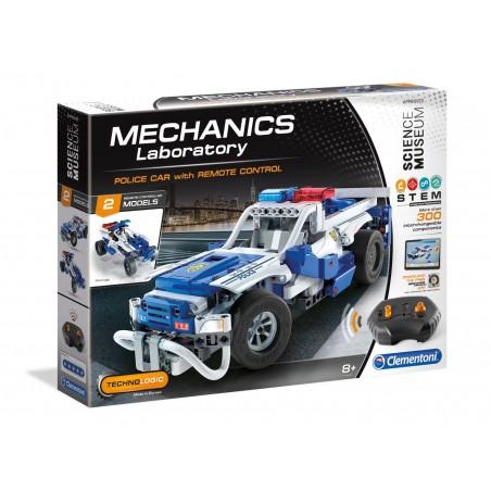 Clementoni Mechanics Lab Police Car