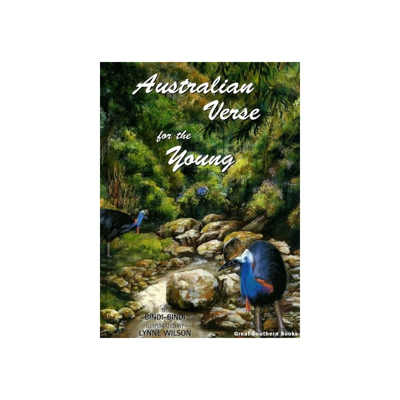 Australian Verse for the Young by Bindi-Bindi
