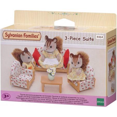 Sylvanian Families - 3 piece Suite Set