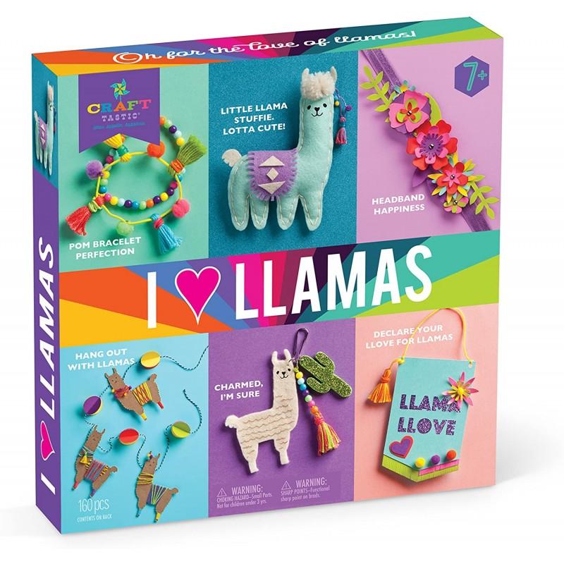 Ann Williams - I Love Llamas