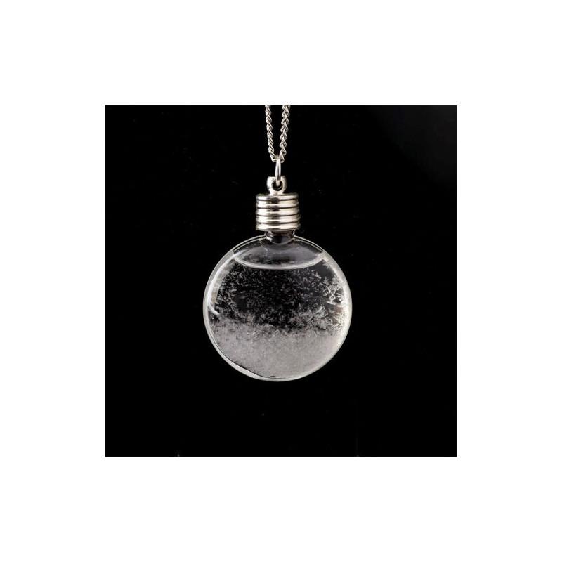 Heebie Jeebies - Fitzroy's Storm Glass - Necklace