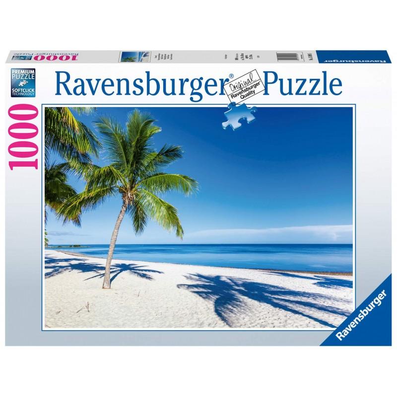 Ravensburger - Beach Escape 1000pc Puzzle