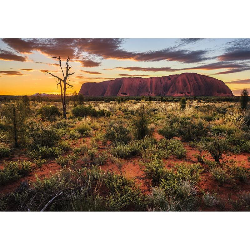 Funbox 1000 Pieces Jigsaw Puzzle - Uluru Sunset