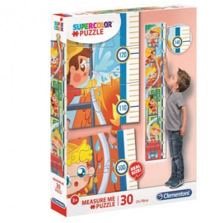 Measure Me SOS Fireman 30pc Puzzle