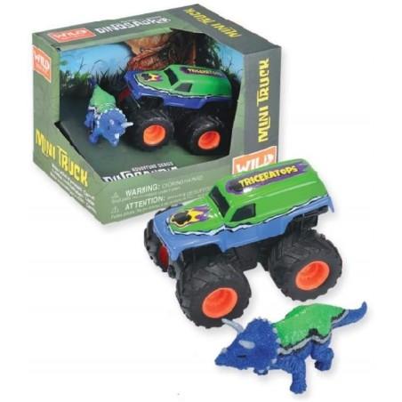 Wild Republic - Motor Headz Mini Trucks