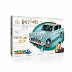 Harry Potter -Flying Ford...