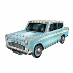Harry Potter -Flying Ford Anglia 3D puzzle
