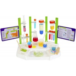 Thames & Kosmos : Ooze Labs - Chemistry Station Science Experiment Kit