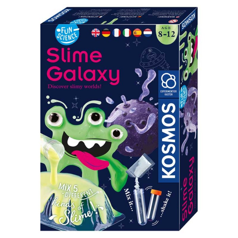 Thames and Kosmos - Slime Galaxy