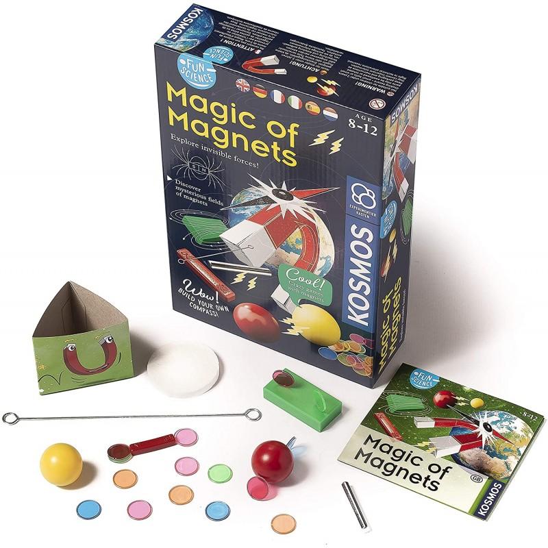 Thames and Kosmos - Magic of Magnets