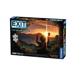 Exit the Game Sacred Temple...