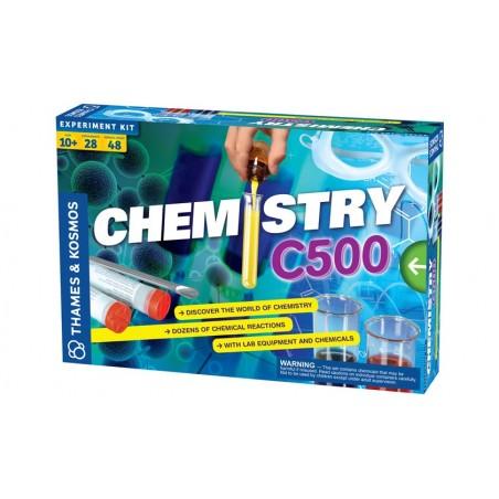 Thames & Kosmos- Chemistry C500
