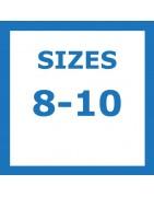 Sizes 8-10