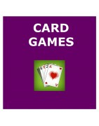 Card Games for all ages, from Adult to family and kIds
