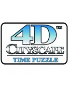 4D Cityscape Puzzles at The Clever Owl